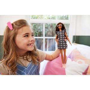 Barbie Fashionistas nukk hiirekleidiga