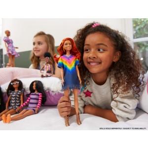 Barbie Fashionistas nukk punaste juustega