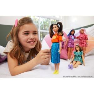 Barbie Fashionistas nukk kahe patsiga