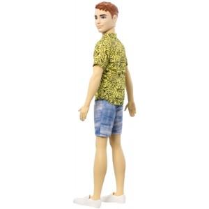 Ken Fashionistas nukk punapea