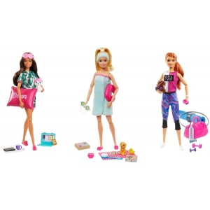 Barbie iluhoolitsus komplektid