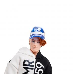 Barbie BMR1959 - Ken kontrastvärvilise dressipluusiga