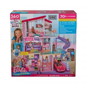 Barbie® Dreamhouse® nukumaja liftiga