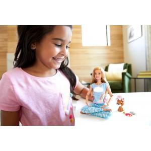 Barbie rahustav isehingav nukk