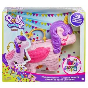 Polly Pocket™ Ükssarviku üllatuskomplekt