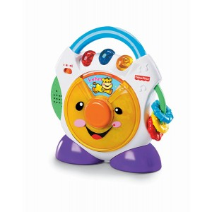 Fisher-Price L&L eestikeelne CD Player